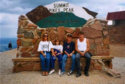 Colorado Vacation 1996