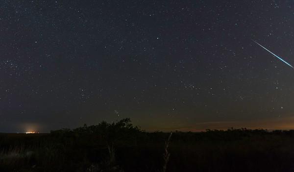 Geminid Meteors 2017