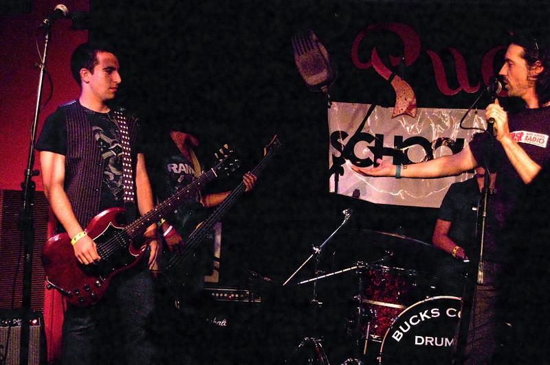 School Of Rock - Graduation Show - Puck Live - June 5th, 2011