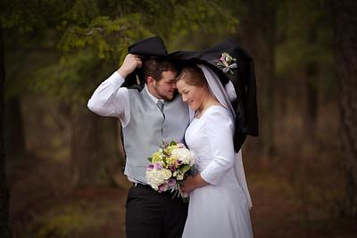 sheldon and Elizebeth Wedding