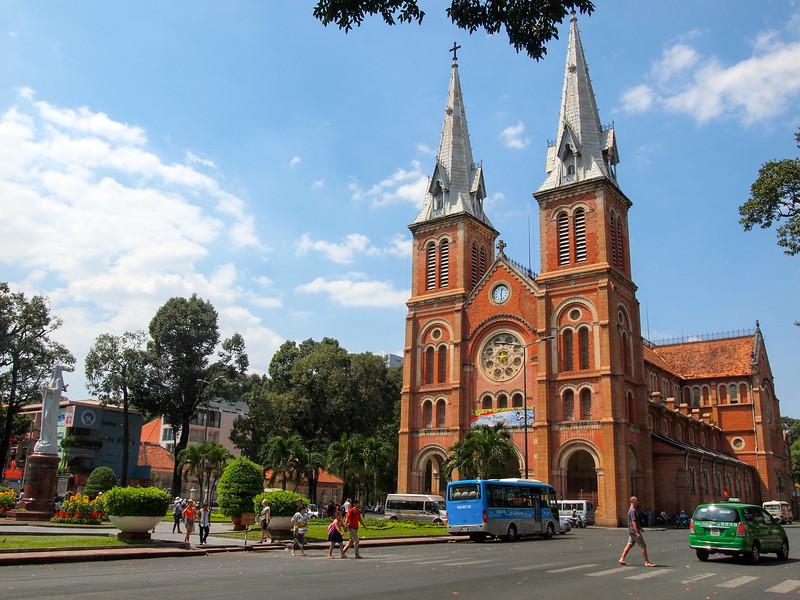 Saigon Notre Dame Cathedral