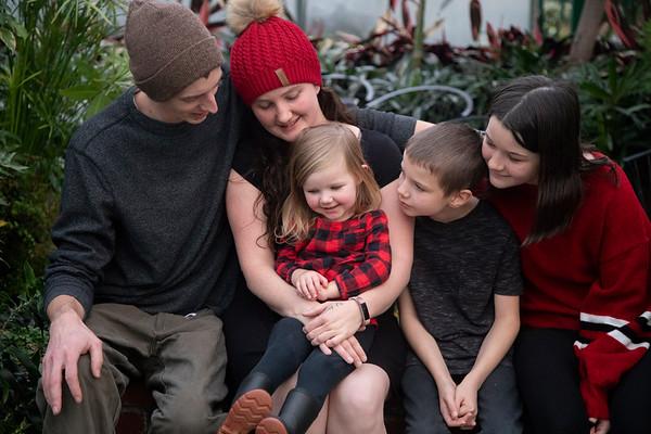 Boyce/Ogrady Family Christmas Minis 2018