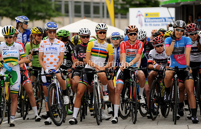 Aviva Womens Tour of Britain Stage 4