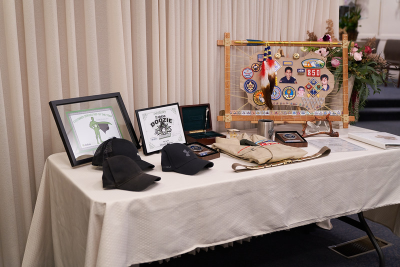 Charles Kalua'u Funeral