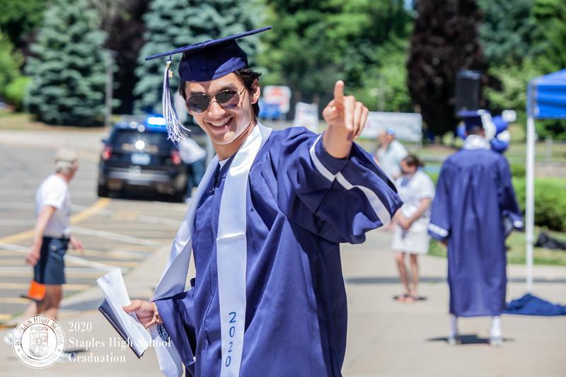 Dylan Goodman Photography - Staples High School Graduation 2020-255.jpg