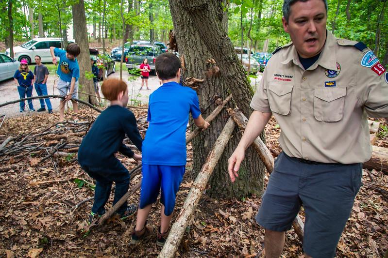 cub scouts Leeslyvania Camping Spring 2017-004.jpg