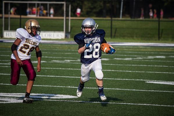 Hudson 7th Grade vs Stow