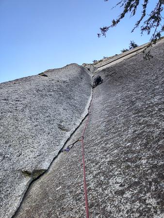 Canada Rock Climbing