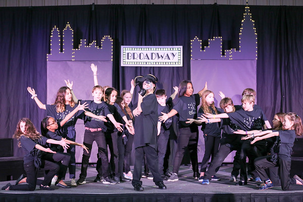WLS Drama Presents A Night on Broadway - February 4, 2020