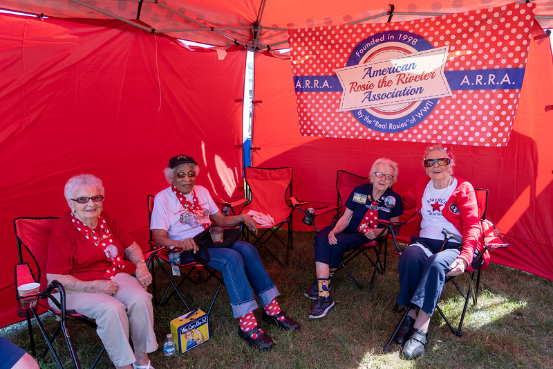 Rosie the Riveters in Michigan