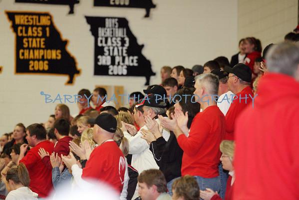 Lawson Basketball vs Cameron Boys Districts 08