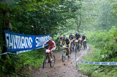 Nissan UCI MTB World Cup, XC  Men - Bromont
