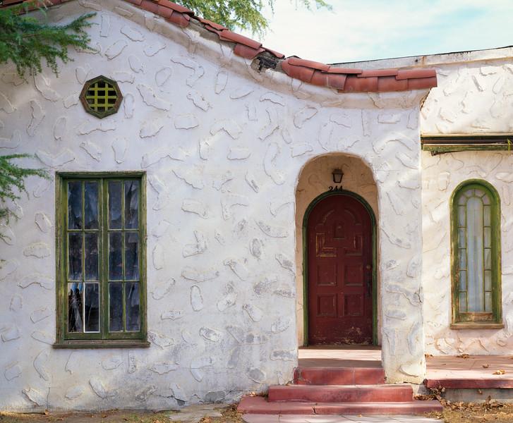 House, Lone Pine, California, 1995