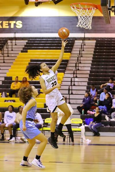 20200113 Varsity Girls Basketball Clarksburg at Richard Montgomery