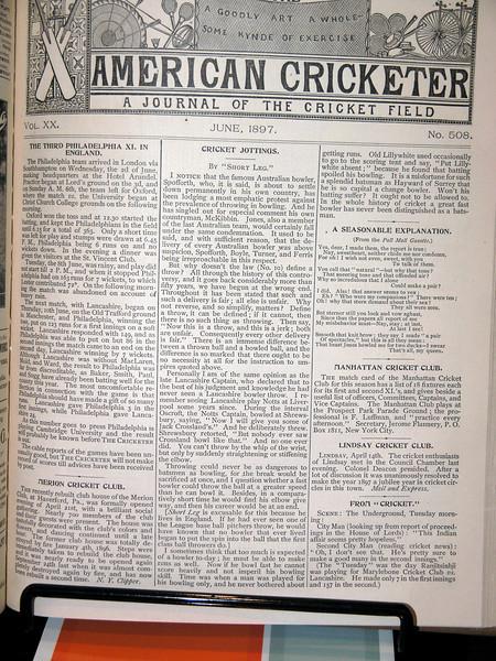 GOP English Tour 1897