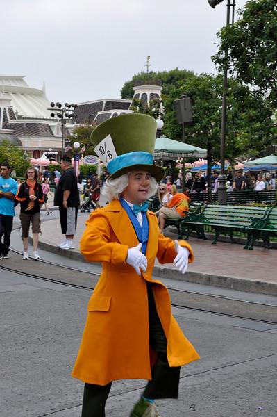 Disneyland Aug. 2010