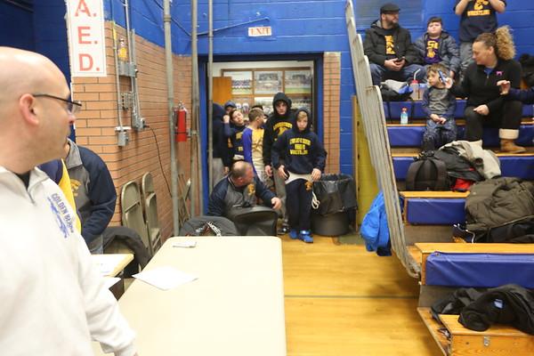 Lyndhurst Wrestling 1-6-18