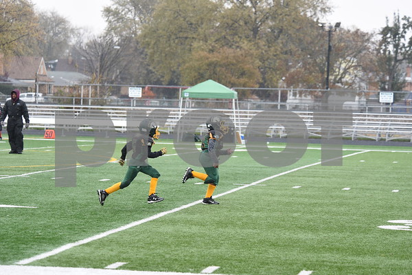 Evergreen Park Stallions Widgets Play Offs 11-12-17