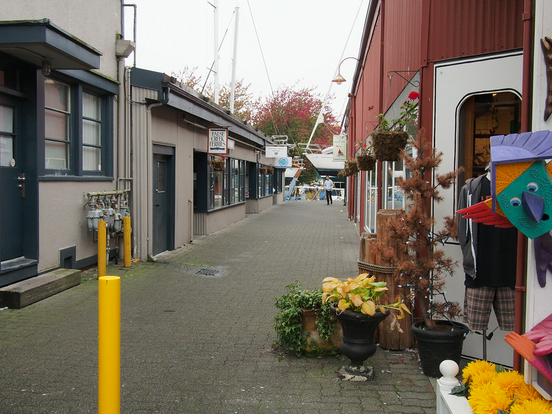 Oct. 19/13 - Shops on Granville Island