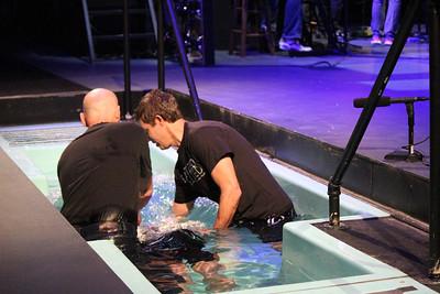 2012-10-28 - 9am - Baptism