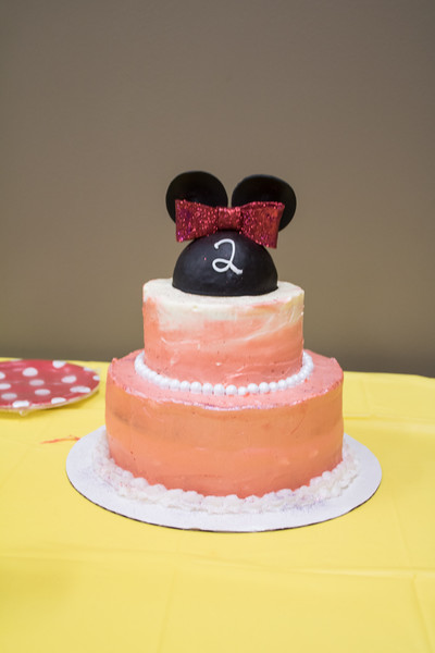 Jenasis's 2nd Birthday
