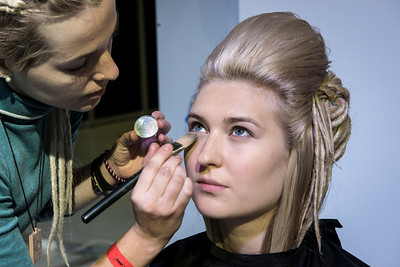 XV Открытый Международный Чемпионат России по макияжу