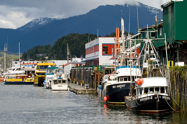 June 18, 2008 - Prince Rupert, British Columbia, Canada
