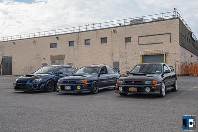 Subaru GC Kanty Tony wrx dave