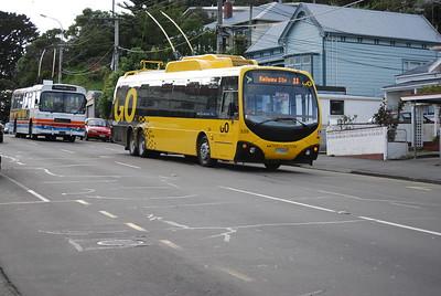 Buses NZ 2008 Trolleys