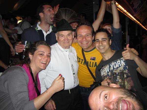2012.05 Party in Ingolstadt, party in Munich