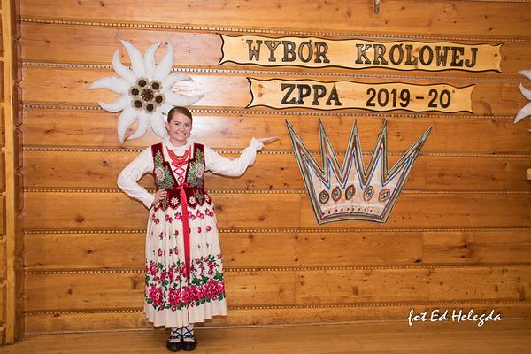 Kamila Wilczek -   Królowa  ZPPA 2019/2020
