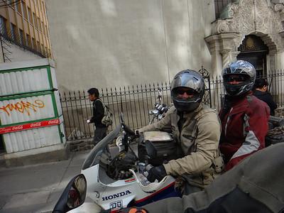 Motojeros - Bolivia