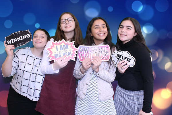 Kerenna's Bat Mitzvah - Green Screen