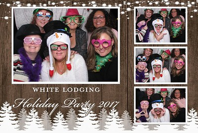 White Lodging - Holiday Party 2017