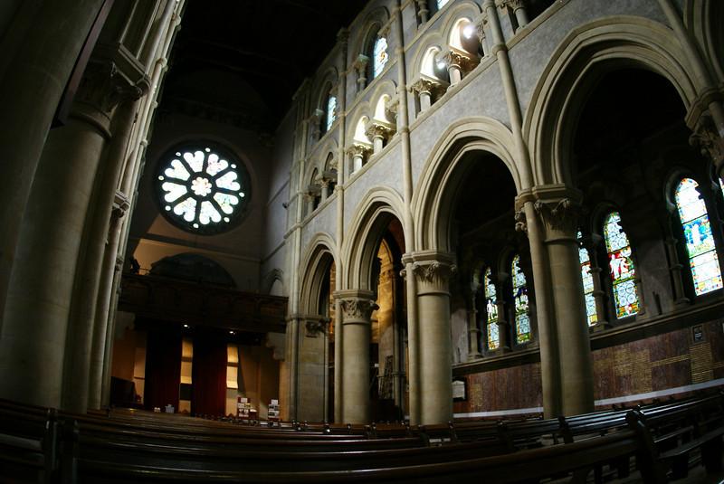 St. Finbarre's Cathderal, Cork.