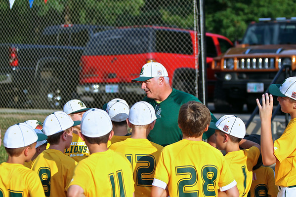 West Linn vs West Linn Select Championship Game July 13, 2014