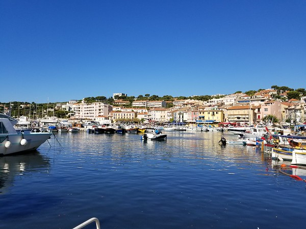 Marsailles and Cassis