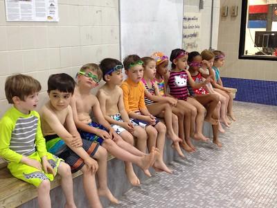 PreKD Swimming