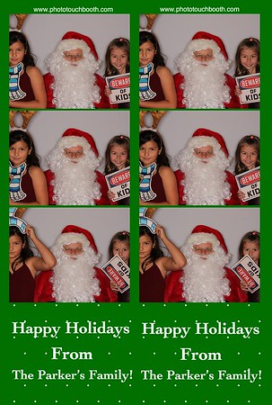 Parker's Holiday Party