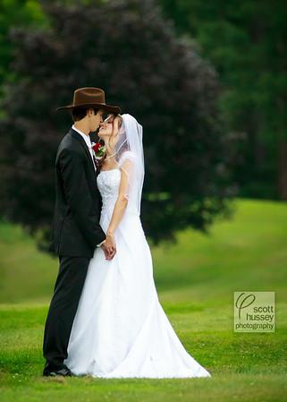 Stacy & Josh Howard
