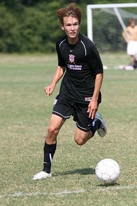Darlington Soccer Academy 9-22-07