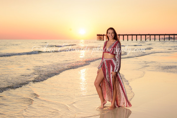 Marley.  2020 Lee County HS Senior  |  Panama City Beach