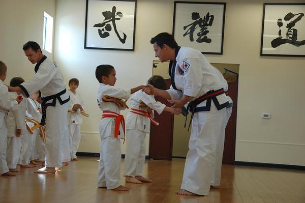 Gup Shim Sa #36 (Belt Test)