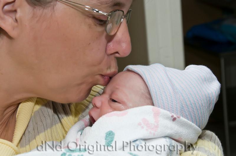 07 Cooper David Nicol's Birth - In Grandma Carol's Arms.jpg