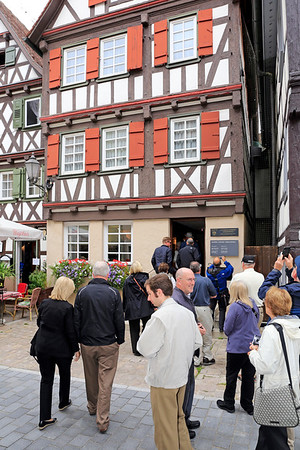 Schorndorf Village-Birthplace of Gottlieb Daimler