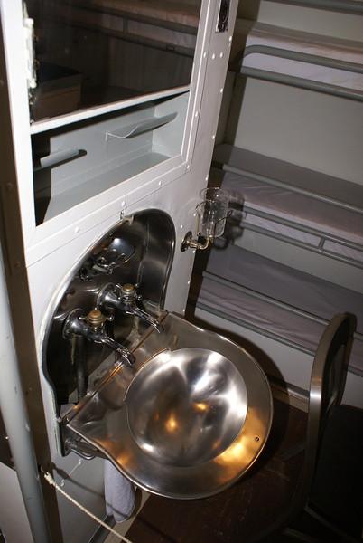 Clever sink design
