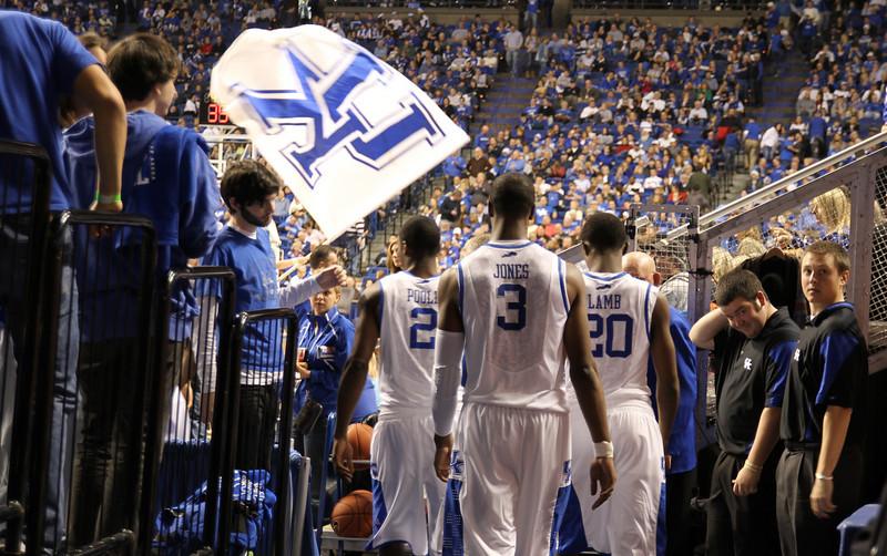 Kentucky Basketball 2010-2011