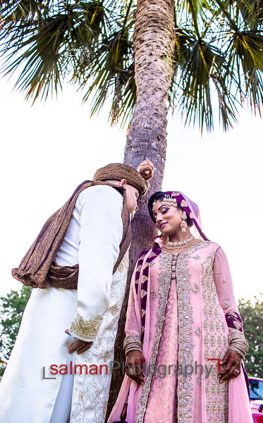 Zeeshan and Savina