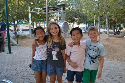 Kidspace Circle of Friends Enjoys Family Picnic