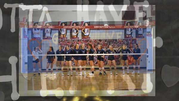 2019-2020 Sacred Heart Girls Volleyball